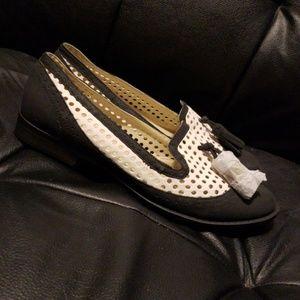 Wanted flat tassles shoes